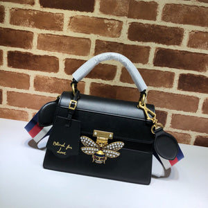 GUCCI QUEEN MARGARET small top handle bag