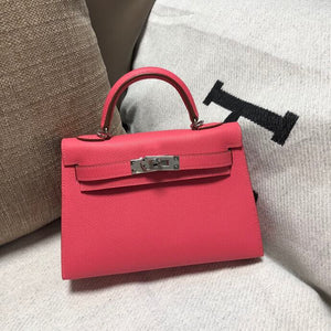 HERMES KELLY MINI 19 epsom full handmade