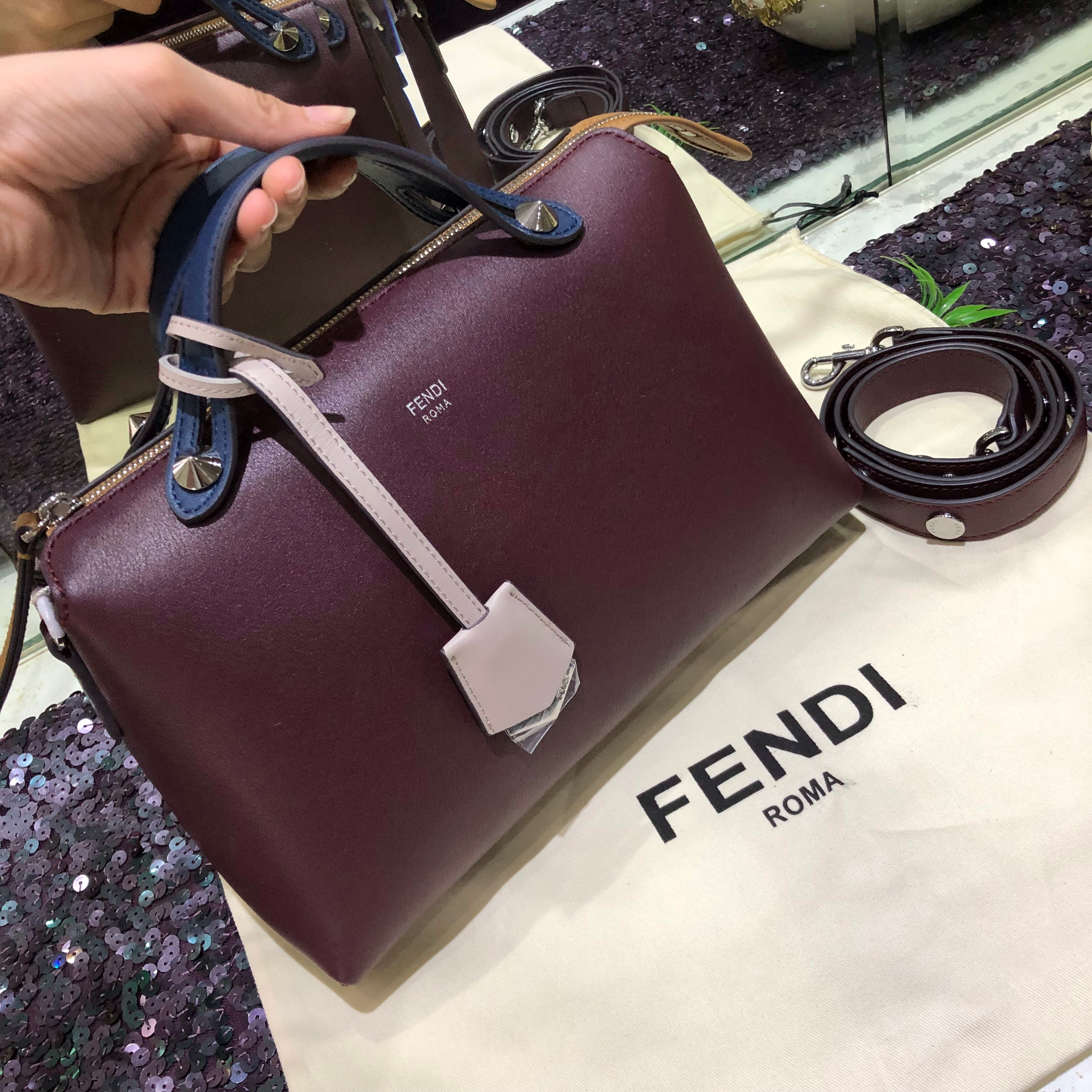FENDI BY THE WAY SMALL - vlixcogoods