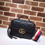 GUCCI GG marmont small shoulder bag - vlixcogoods