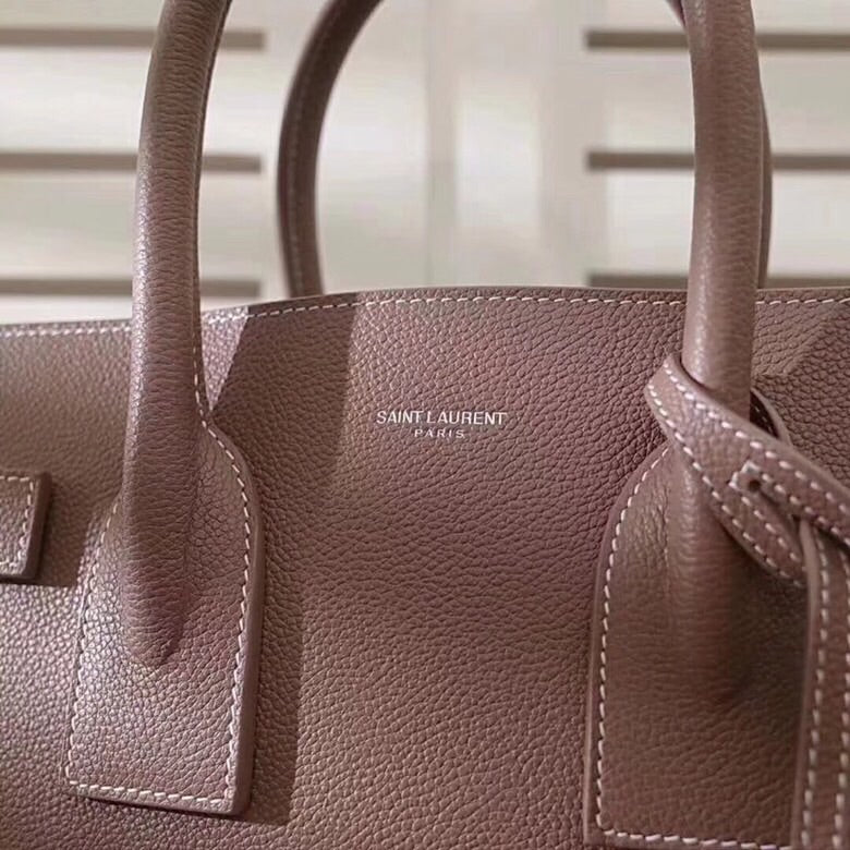 YSL SAC DE JOUR SMALL BAG GRAINED LEATHER