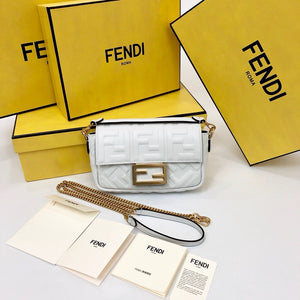 FENDI MINI BAGUETTE BAG - vlixcogoods