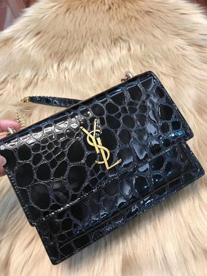 YSL SUNSET CHAIN BAG