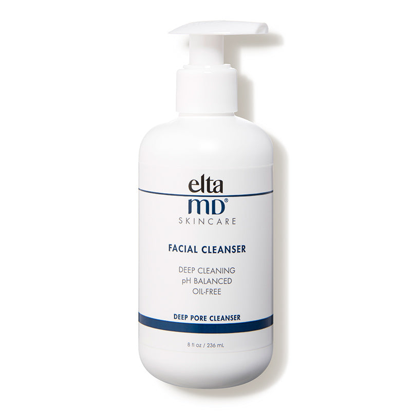 DEEP PORE FACIAL CLEANSER 8 OZ