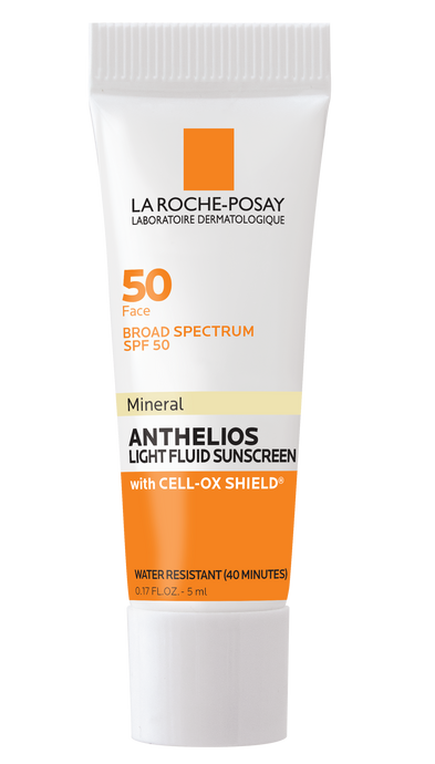 Anthelios 50 Mineral Ultra Light Sunscreen Fluid SPF 50