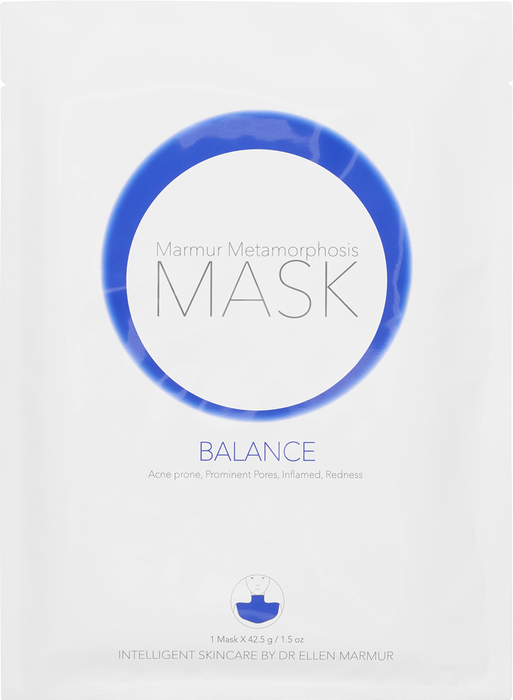 Balance - MM Neck & Chest Mask 4 Pack