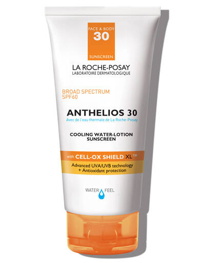 Anthelios Cooling Water Lotion Suncreen