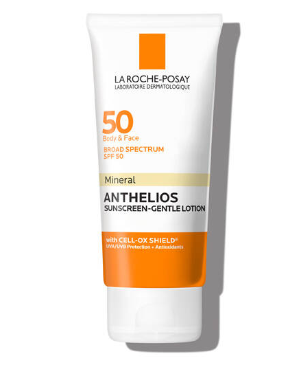 Anthelios Sunscreen Gentle Lotion SPF 50