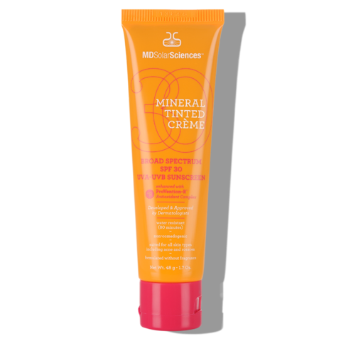 Mineral Tinted Crème SPF 30