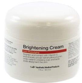 SKIN BRIGHTENING CREAM 1 OZ
