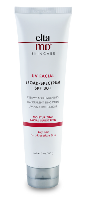 EltaMD UV Facial Broad-Spectrum SPF 30+ 3.0 Oz Tube