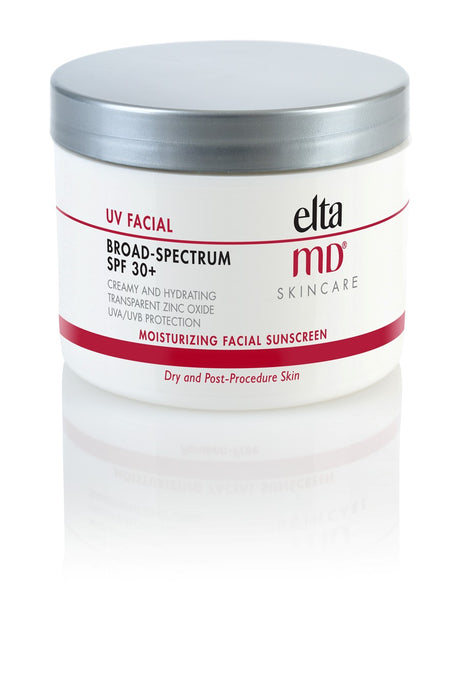 EltaMD UV Facial Sunscreen Broad-Spectrum SPF 30+ 4.0 Oz Jar