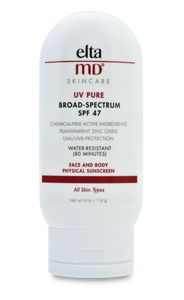 EltaMD UV Pure Body Sunscreen Broad-Spectrum SPF 47