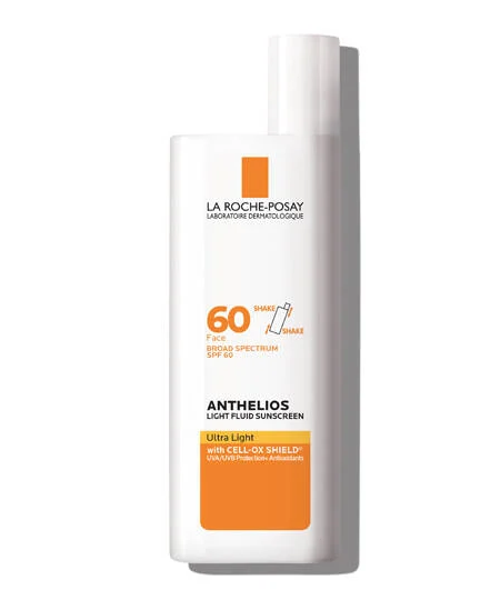 Anthelios Ultra Light Fluid Sunscreen SPF 60