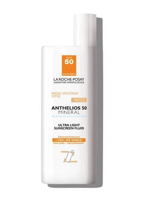 Anthelios 50 Mineral Ultra Light Sunscreen Fluid Tinted SPF 50