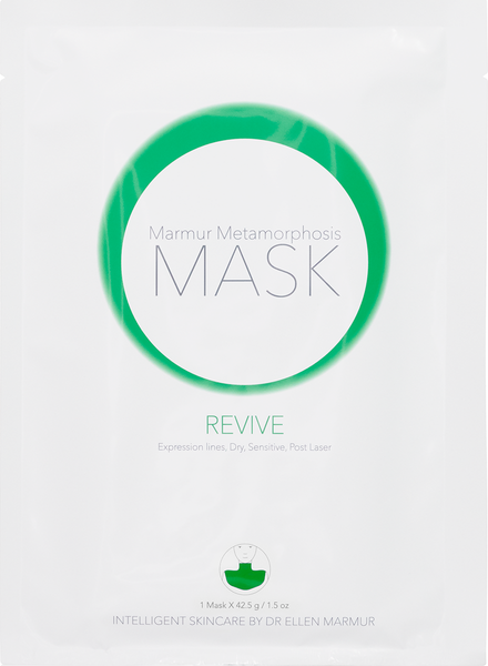 Revive - MM Neck & Chest Mask 4 Pack