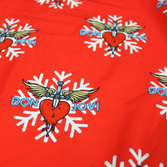 Heart & Dagger Tree Skirt