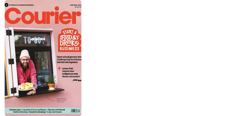 20 magazines to add to your coffee table - Courier MAgazine