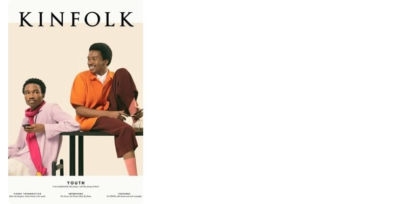 20 magazines to add to your coffee table - Kinfolk magazine