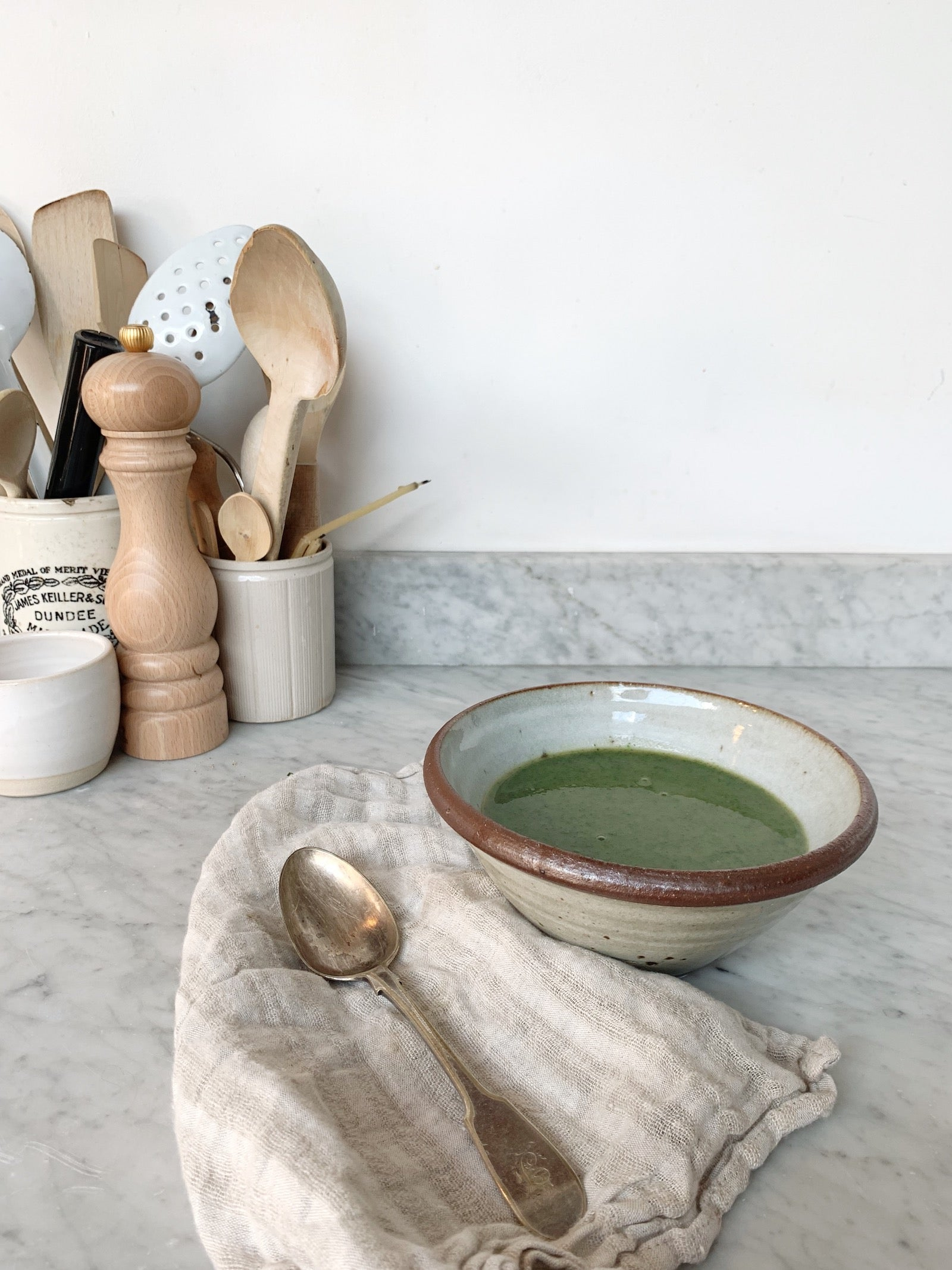 object story recipe for nettle soup