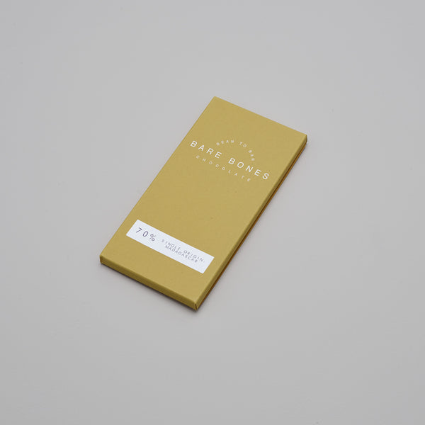 Product image of Organic 70% dark chocolate