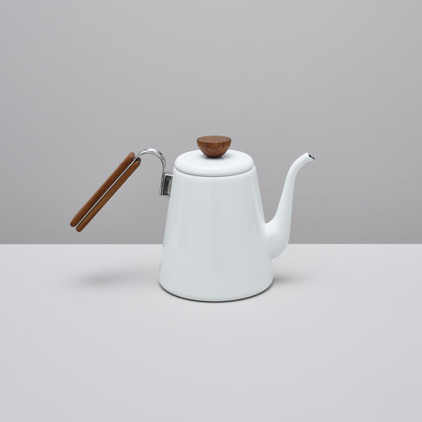 Product image of Enamel coffee drip kettle