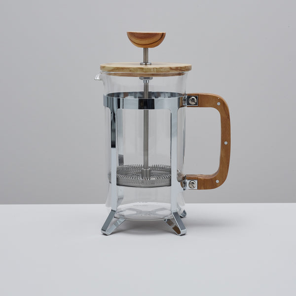 Product image of Olive wood cafetière ~ PRE-ORDER