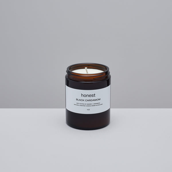 Product image of Eucalyptus leaf candle