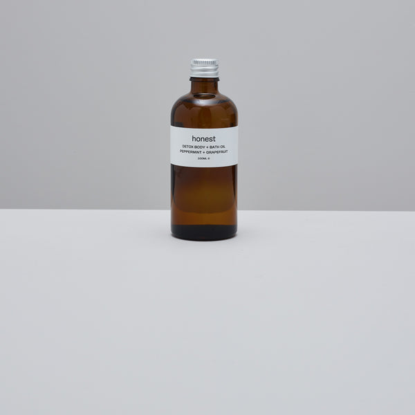 Product image of Detox bath and body oil