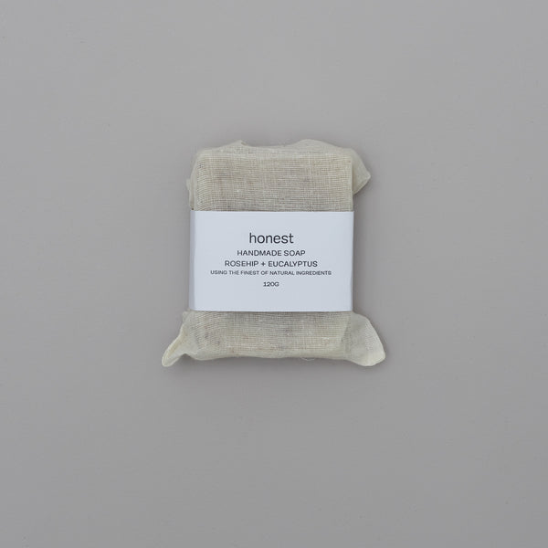 Product image of Rosehip and eucalyptus soap