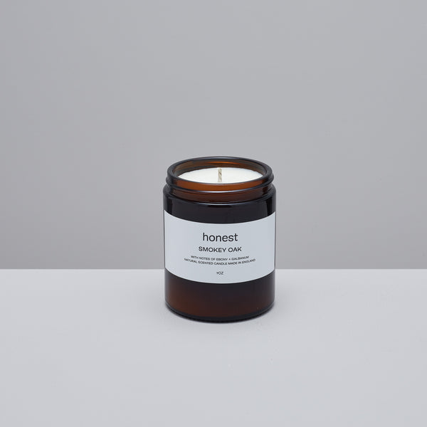 Product image of Smokey oak candle