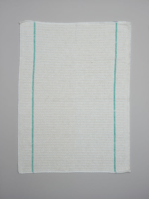 Recycled cotton cleaning cloth