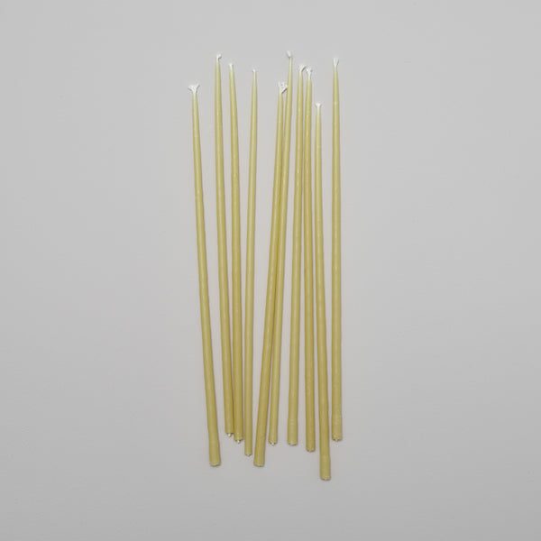 Product image of Beeswax candle spills