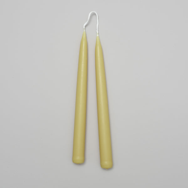 Product image of Tapered dinner beeswax candles