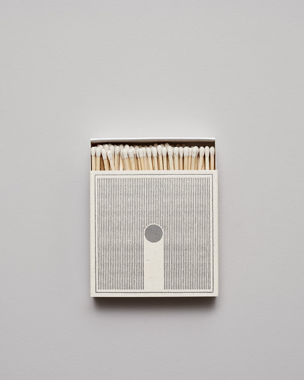 Letterpress printed matches