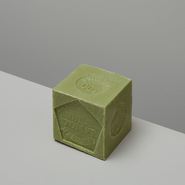 Product image of Marseille olive soap block