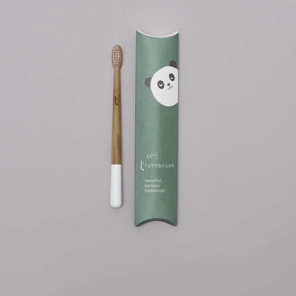 Product image of Children's bamboo toothbrush