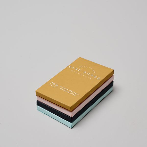 Product image of Organic chocolate ~ mini bar collection