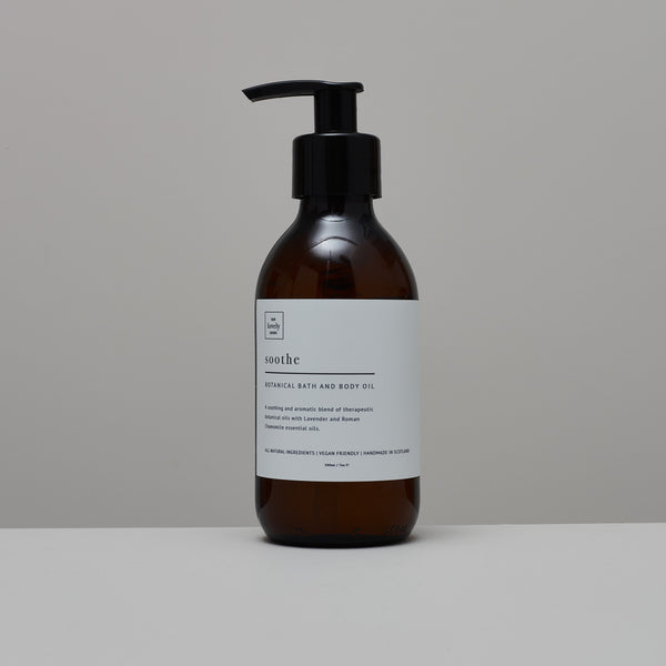 Product image of Botanical bath & body oil
