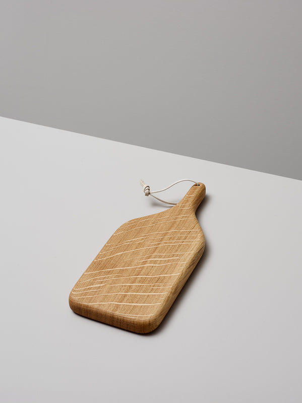selwyn house handmade wooden mini oak serving board