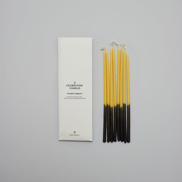 Product image of Double dipped beeswax celebration candles