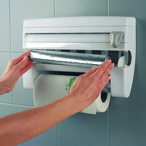 All-in-one Kitchen Roll Dispenser