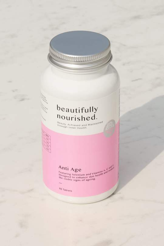 Age, The Beautifully Nourished Way