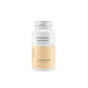 Beautifully Nourished's 360 Multivitamin