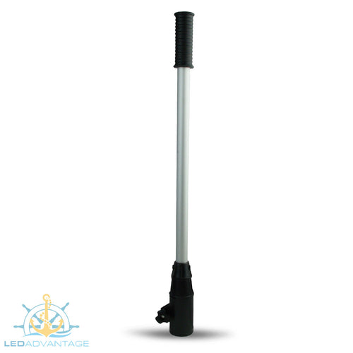 650mm Fixed Short Standard Style Outboard Motor Extension Tiller Handle