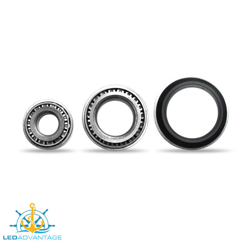 Trailer Bearings Kit & Seal - Suits Ford Type