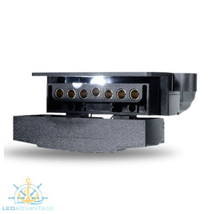 Ark 7 Pin Flat LED Illuminated Night Trailer Socket