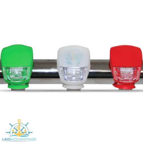 LED Emergency Navigation (Set of 3) - Jet Ski/Kayak/Canoes