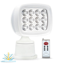Load image into Gallery viewer, 12v~24v 36 Watt LED Wireless Remote Control Search Light
