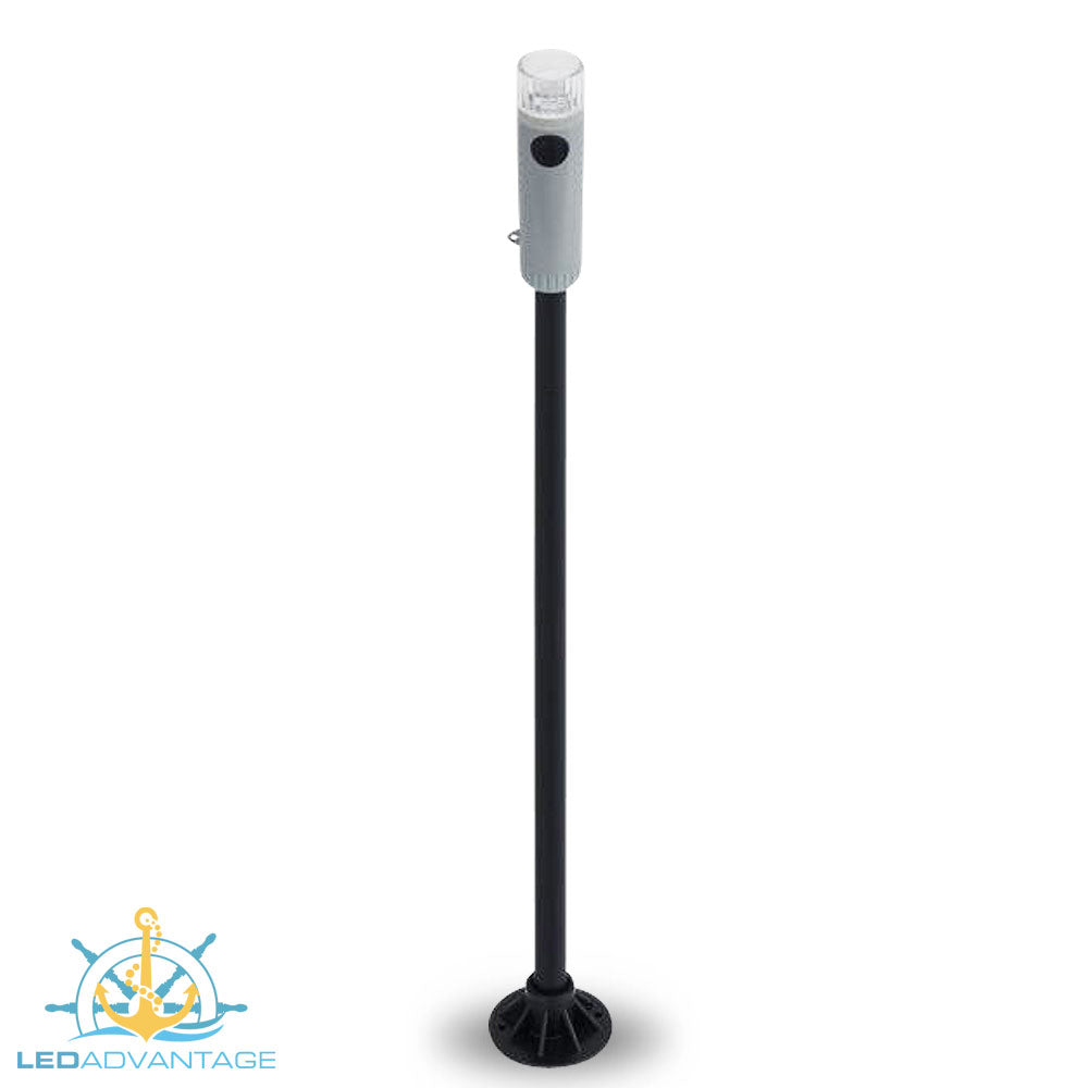 650mm Next Generation Portable White LED Stern/Anchor Light